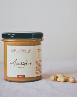 Arasidove maslo, Oriskovy maslo, Oriskovy krem, Arasidove jemna maslo