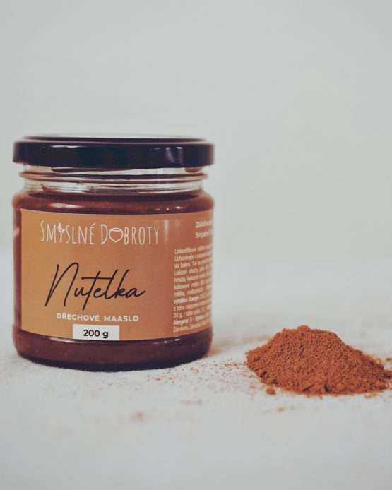 Nutelka liskooriskove kakaove maaslo
