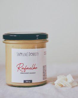 Rafaelko, Kokosovo mandlovy krem, Kokos Mandle, Oriskove Maslo
