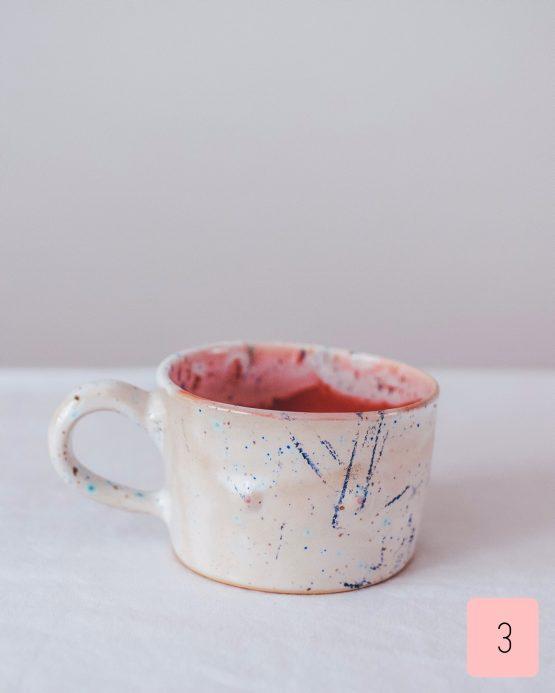 BOOBIE MUG - keramický hrnek, ruční výroba