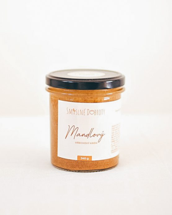 Mandlový ořechový krém 340g