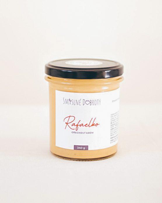 Rafaelko ořechový krém 340g