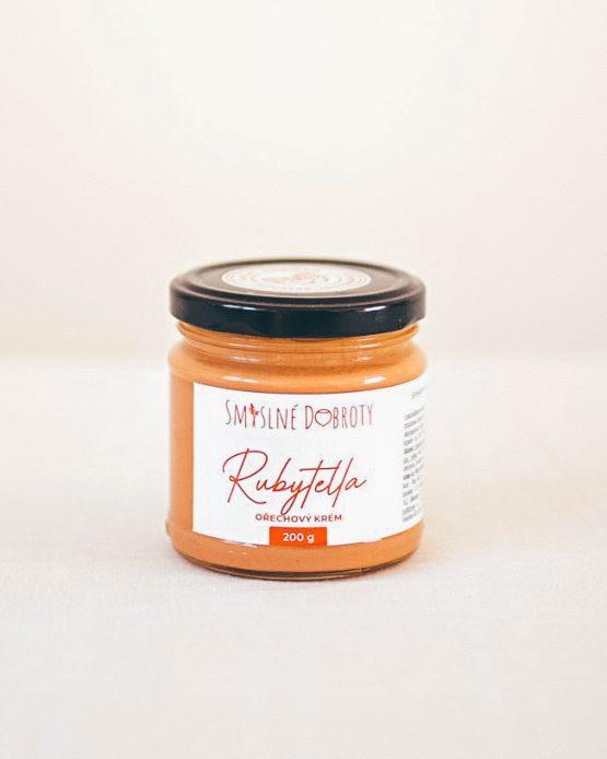 Rubytella ořechový krém 200g